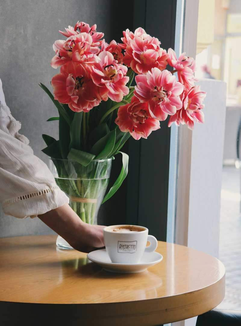 Ideas decoración con flores de temporada