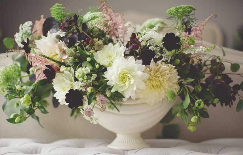 Arreglos florales y centros de flores para regalar
